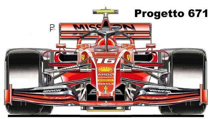 Piero Ferrari confirms design philosophy change for 2020