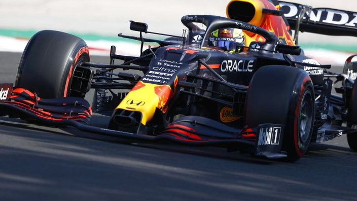 Perez absolves Hamilton of Q3 gamesmanship