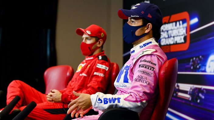 "Vettel has ""big shoes to fill"" stepping in for Perez - Brawn"