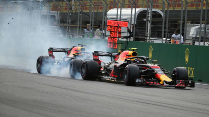 'Red Bull should demote Verstappen to Toro Rosso' over Ricciardo crash