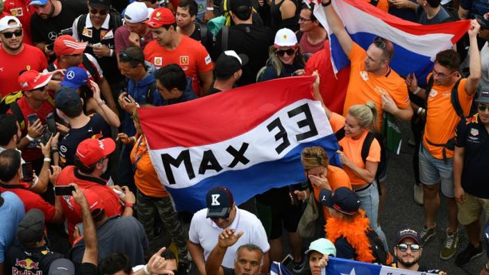 Organisatie Dutch Grand Prix gaat nog steeds uit van vol huis in september