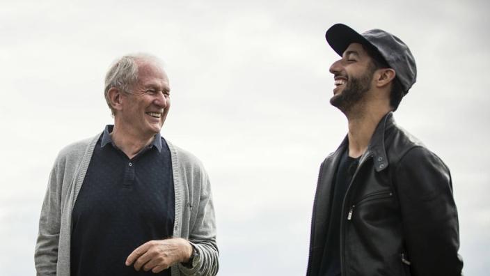 Helmut Marko: 'Renault heeft Ricciardo erin geluisd'