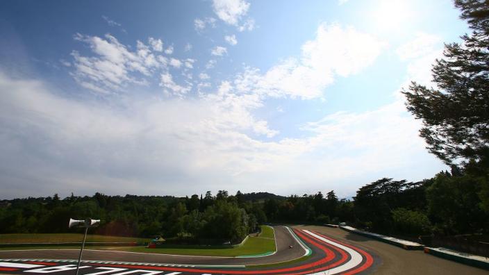 """Formule 1 bevestigt: """"GP Imola heeft maar één vrije training"""""""