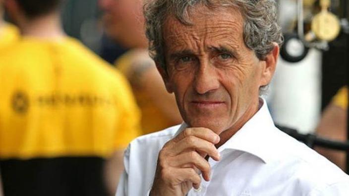 Prost: 'Top drie buiten bereik dit jaar, maar motorvermogen zeker niet slecht'
