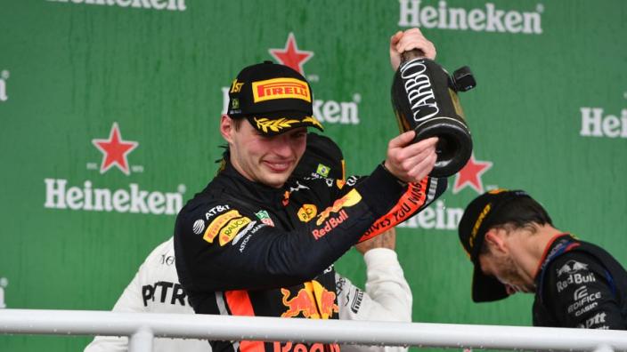 """Horner: """"Kans groot dat topcoureurs in 2021 voor hetzelfde team rijden"""""""