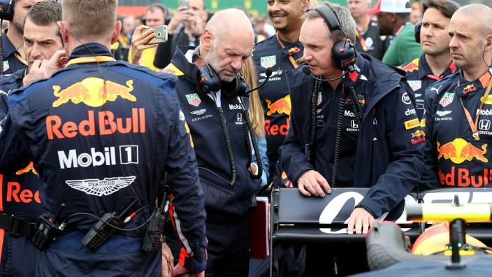 Red Bull explain grid-slot repairs done on Verstappen, Gasly's cars
