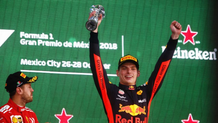 Verstappen tipped to rival Hamilton, Vettel in 2019