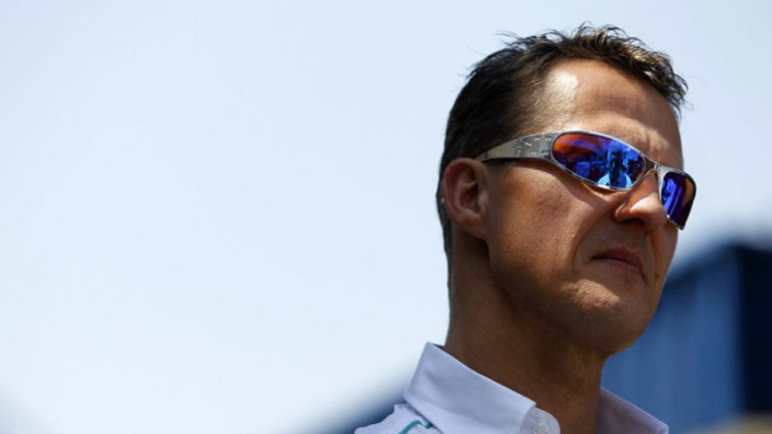 You'll be able to see Ferrari's Michael Schumacher exhibition from anywhere in the world...