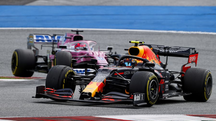 Albon mystified by night-and-day Red Bull