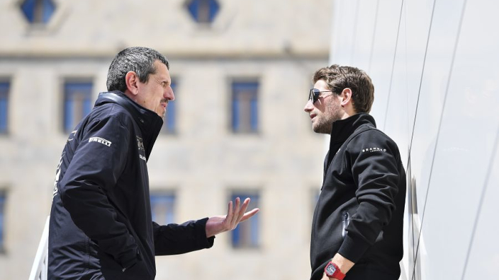 "Surprised Grosjean reveals Haas wanted ""both drivers out for financial reasons"""
