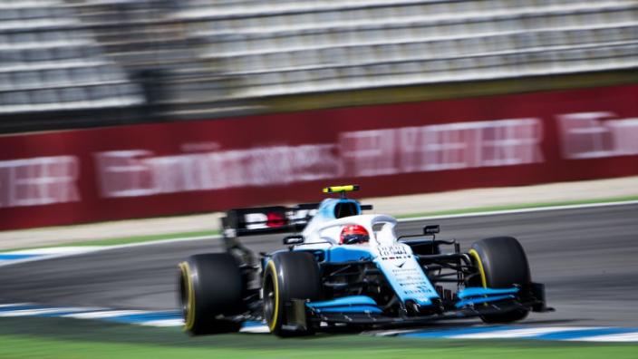 Williams over verschil Kubica en Russell: 'Ligt mogelijk aan de banden'