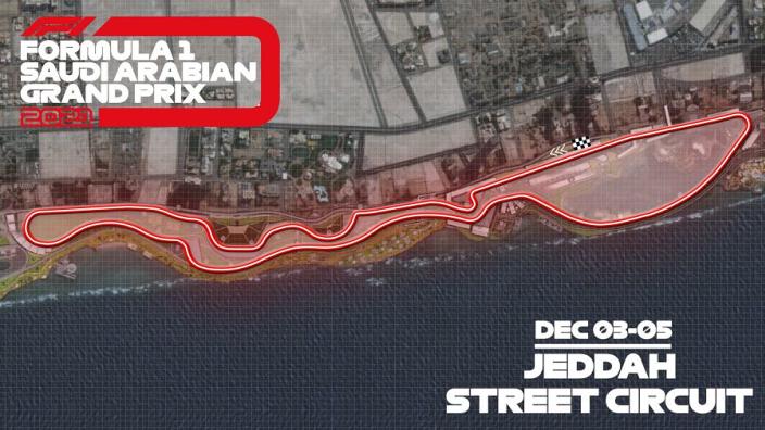 F1 unveil Saudi Arabia street circuit design