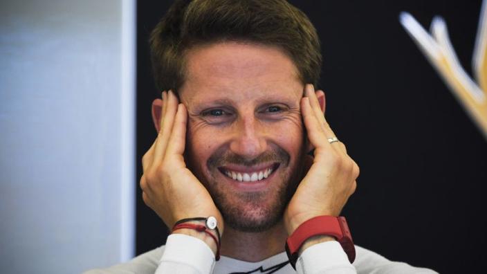 """Grosjean en Vettel balen: """"Zal je de emoji die hij stuurde niet laten zien"""""""