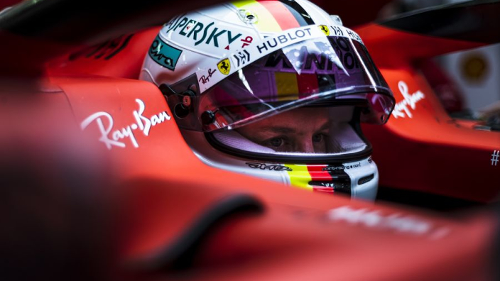 Vettel's stars aligning as chance to match Schumacher beckons