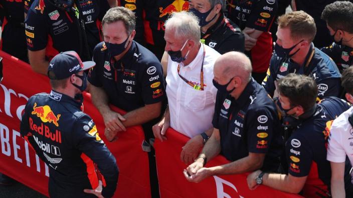 """Red Bull praat nog niet met Ferrari of Renault: """"Honda-project heeft prioriteit"""""""