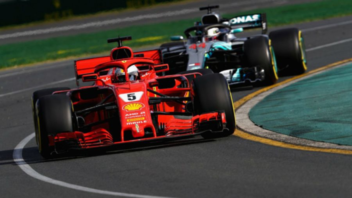 Why you won't see much of Mercedes and Ferrari in F1 Netflix series