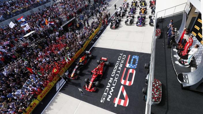 Raikkonen krijgt winnende Ferrari F1-wagen thuisgestuurd