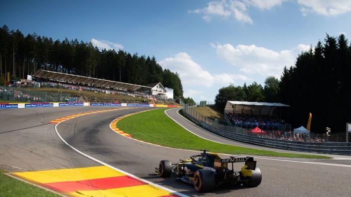 """Realistic"" Ricciardo aims for top six in Belgian GP qualifying"