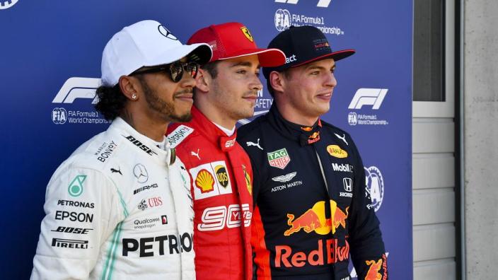 Giovinazzi grote verrassing overzicht coureurs meeste ronden aan de leiding