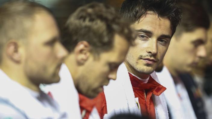 """Leclerc en Bottas enthousiast over 2021-auto's: """"Goede stap"""""""