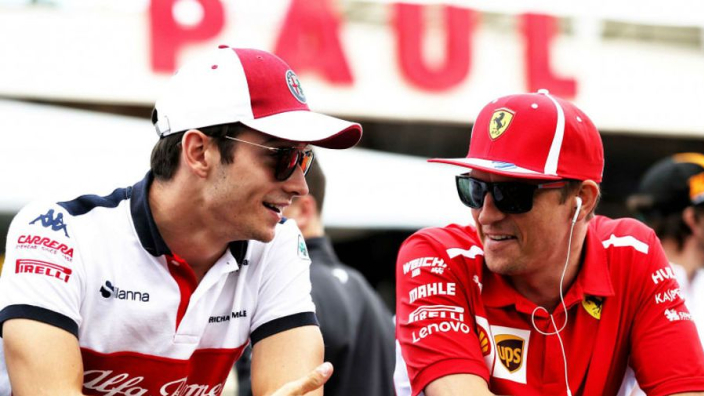Raikkonen: Leclerc must avoid Ferrari 'hassle'