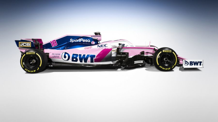 Who is SportPesa? Racing Point F1's new title sponsor