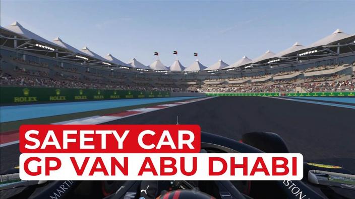 Alles wat je moet weten over de Grand Prix van Abu Dhabi   Safety Car