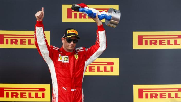 Raikkonen departs Ferrari for Sauber on two-year deal