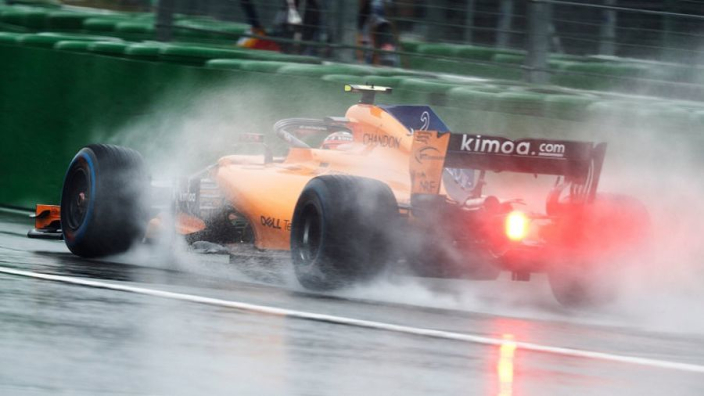 German GP qualifying at risk?