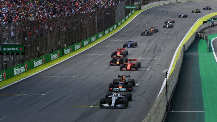 'Silverstone, Monza en Interlagos krijgen sprintrace, compensatie voor teams'