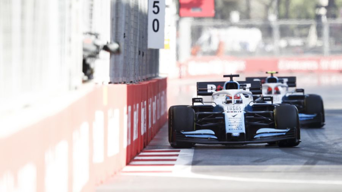 Williams expecting better results from Spain onwards
