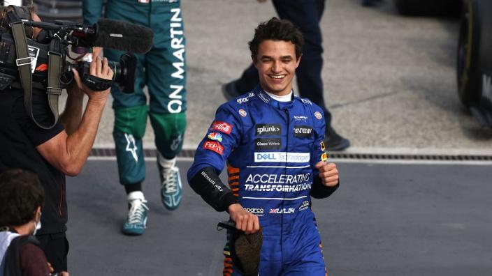 Norris ontvangt gridstraf voor Grand Prix Azerbeidzjan na overtreding kwalificatie