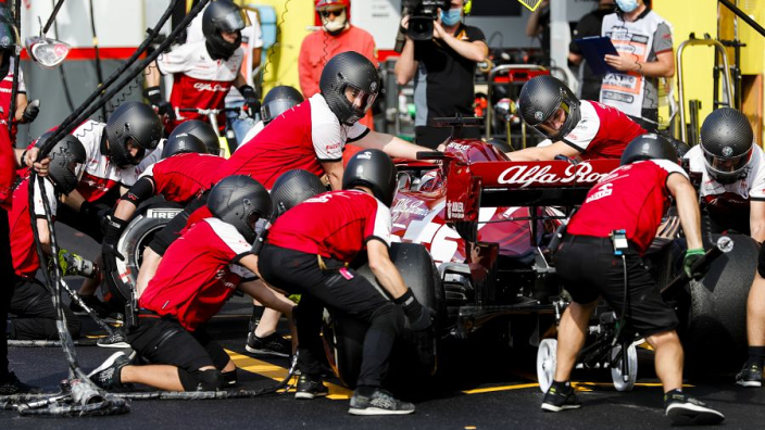 "Alfa Romeo ""dug deep"" after suffering ""big blows"" at Mugello"