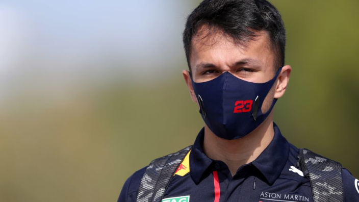 "Albon to contest ""selected"" DTM races"