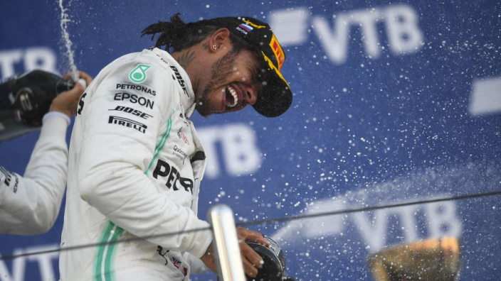 When can Lewis Hamilton win the F1 world title?