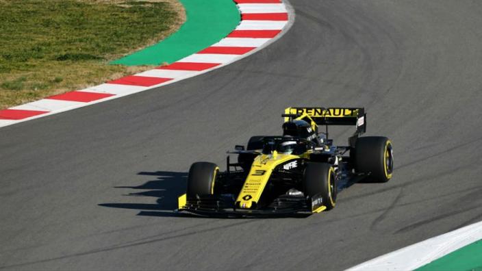 LIVE! F1 Preseason Testing Day Two