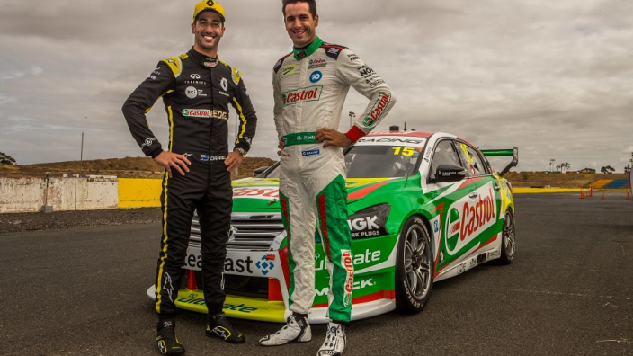 Brown opens the possibility of a Ricciardo-Norris Bathurst wildcard entry