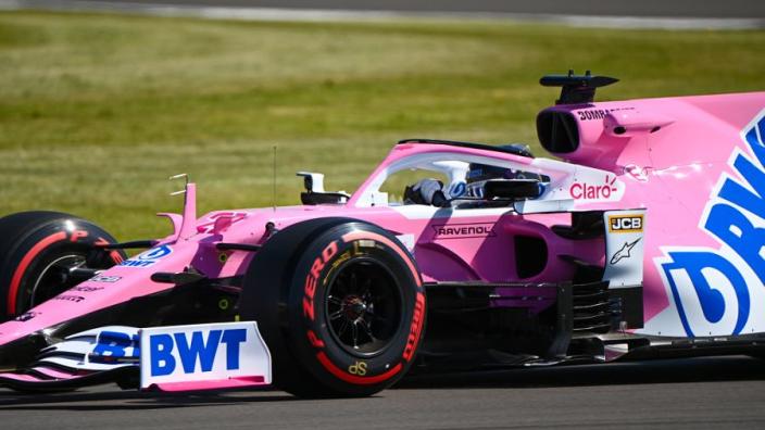 "Formula 1's ""beasts"" proving tough for returning Hulk"