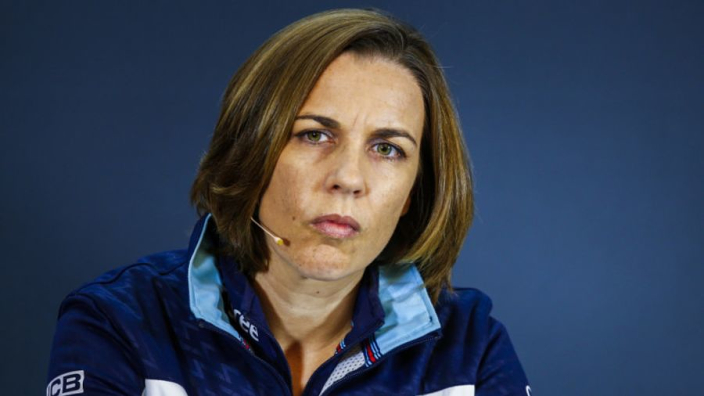 VIDEO: Claire Williams tells Raikkonen to 'F**k off'