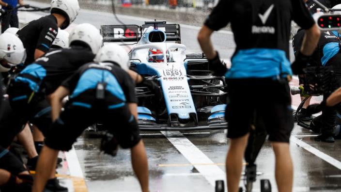 Williams herstellende: 'Moesten de auto compleet opnieuw configureren'