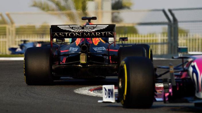 Red Bull heeft vooralsnog geen vervanger voor Aston Martin op het oog