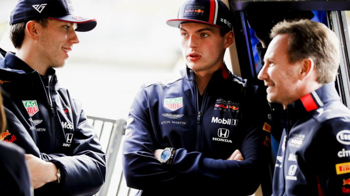 Horner: Gasly needs to change his style to suit Red Bull