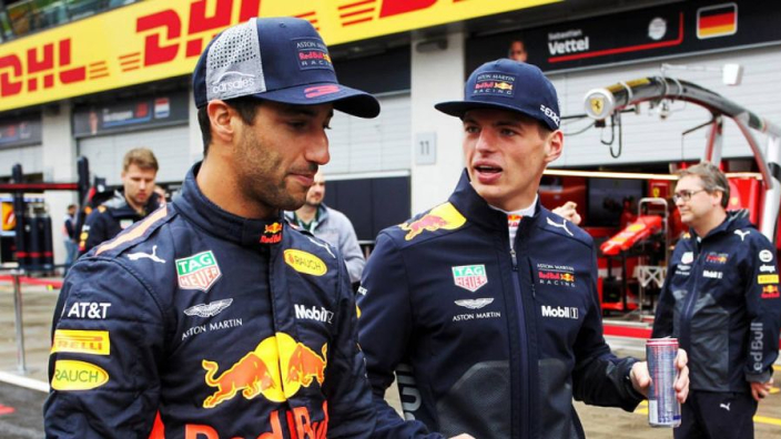 Why Ricciardo thought Verstappen partnership wouldn't work