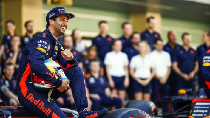 LOL: Mercedes troll Red Bull over Ricciardo departure