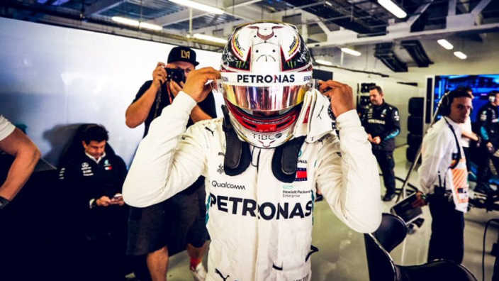 Hamilton felt 'incomplete' after winning title