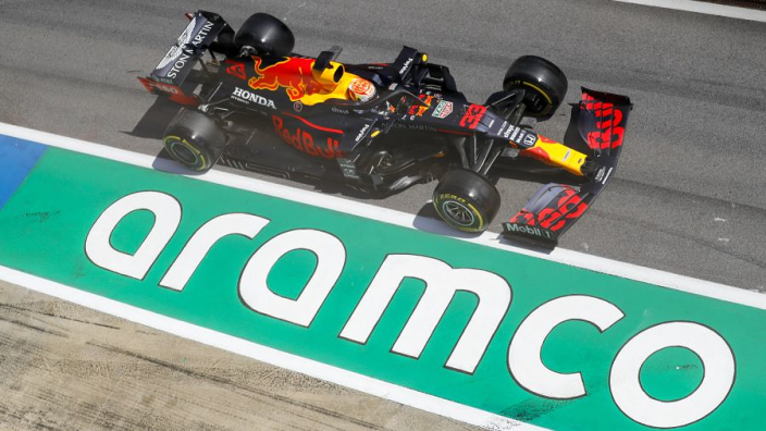 "Qualify within ""two-three tenths"" of Mercedes, and it's ""game on"" - Verstappen"