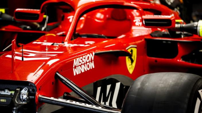 'Ferrari krijgt compleet andere kleurstelling in 2019'