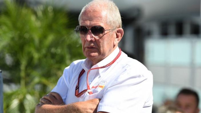 Helmut Marko laat zich uit over stoeltje Schumacher bij Toro Rosso