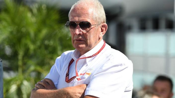Marko voorspelt: 'Mercedes en Hamilton zullen ook in 2020 de maatstaf zijn'
