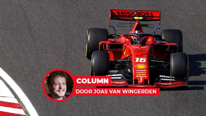 FIA probeert vals spel Ferrari onder het tapijt te schuiven